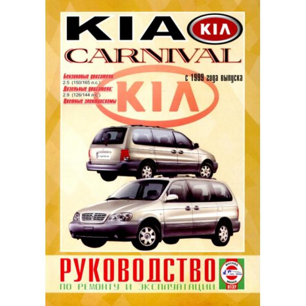 99 Kia Carnival Free Workshop Manual